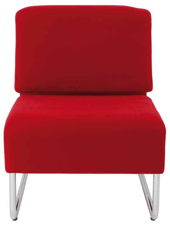 Comfort Reception Chair By Alba