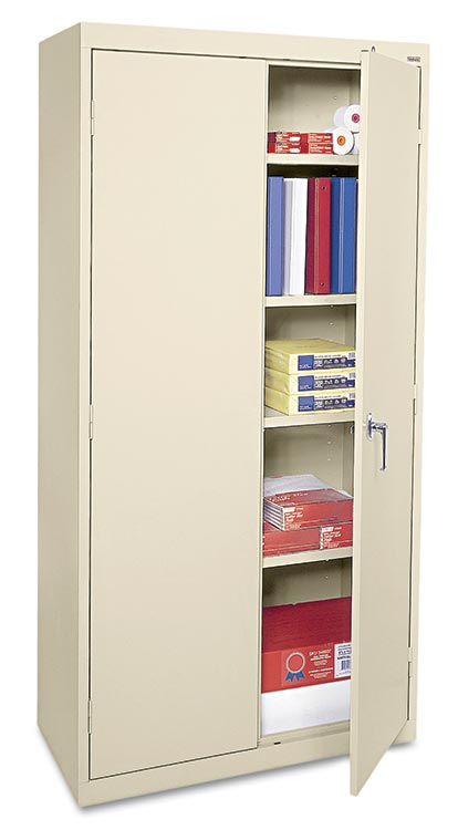 Assembled Storage Cabinet by Alera