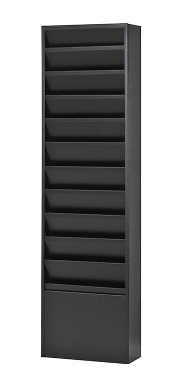 11 Pocket Display Rack By Buddy Products