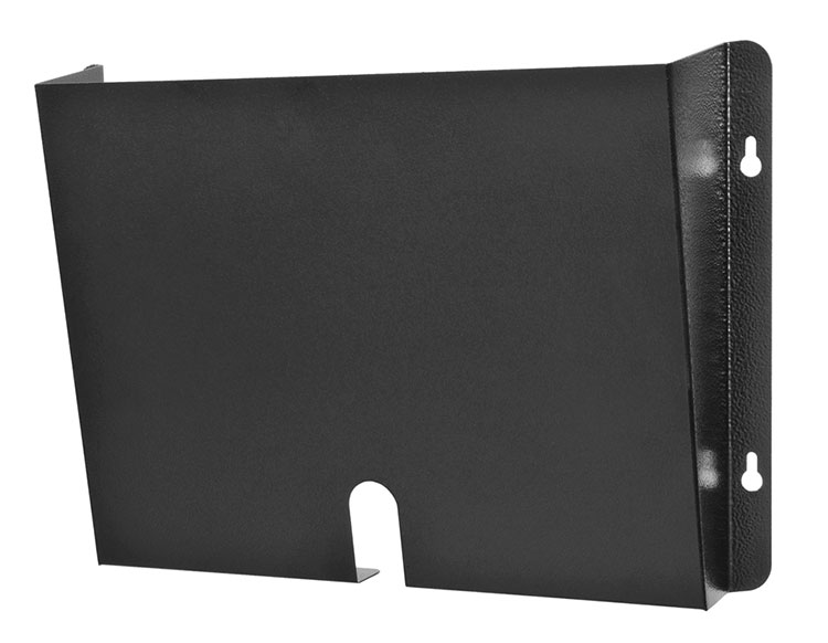 Hippa Letter Size Wall Rack By Buddy Products