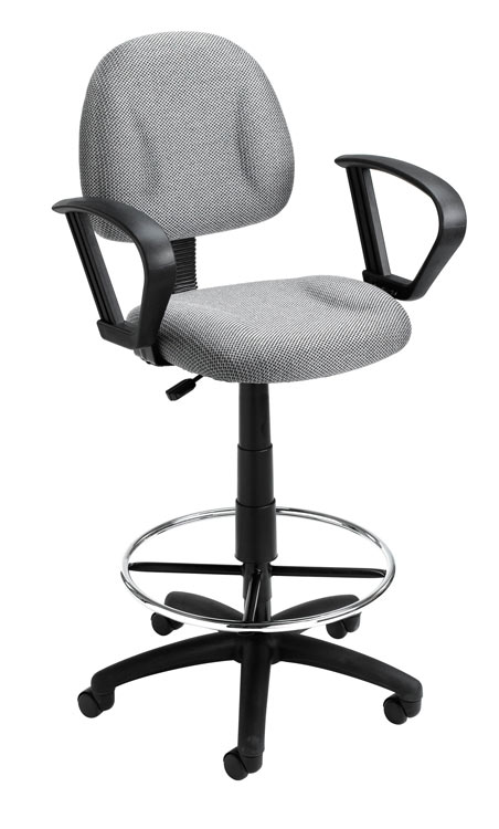 Drafting Stool By Boss Office Chairs