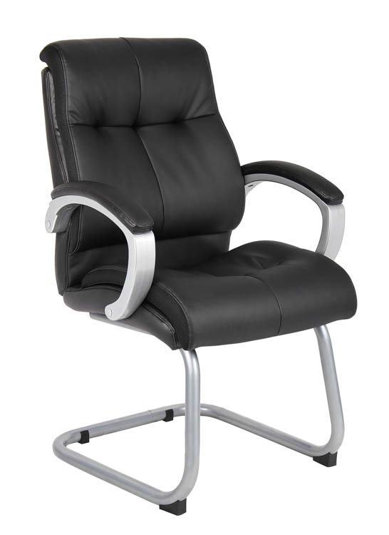 Buy Cheap Double Plush Executive Guest Chair by BOSS ...