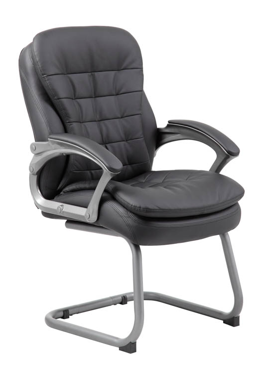 Executive Pillow Top Guest Chair By Boss Office Chairs