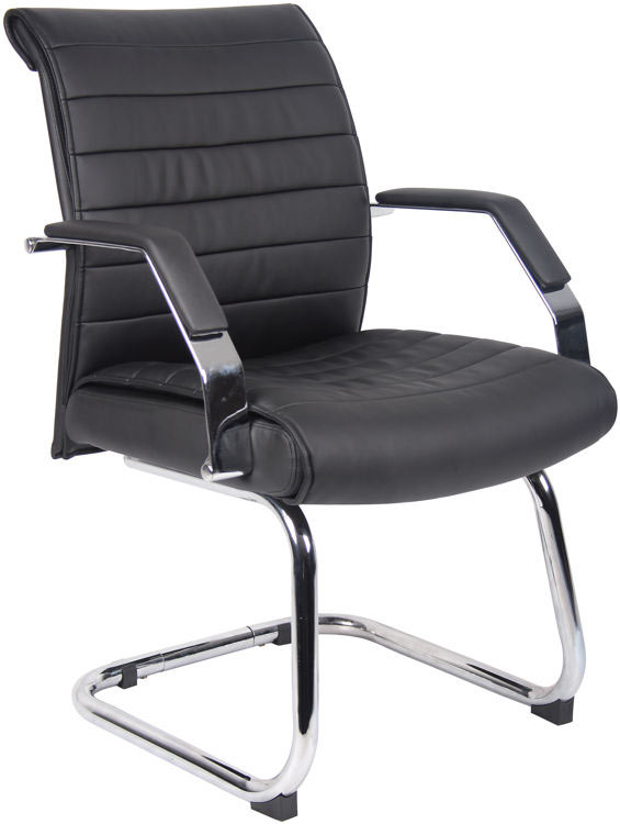 Executive Mid Back Guest Chair By Boss Office Chairs