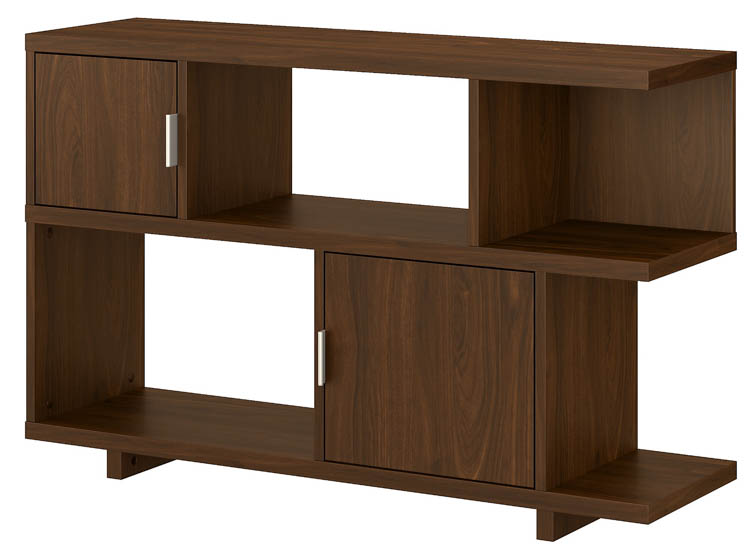 Console Table with Storage by Bush
