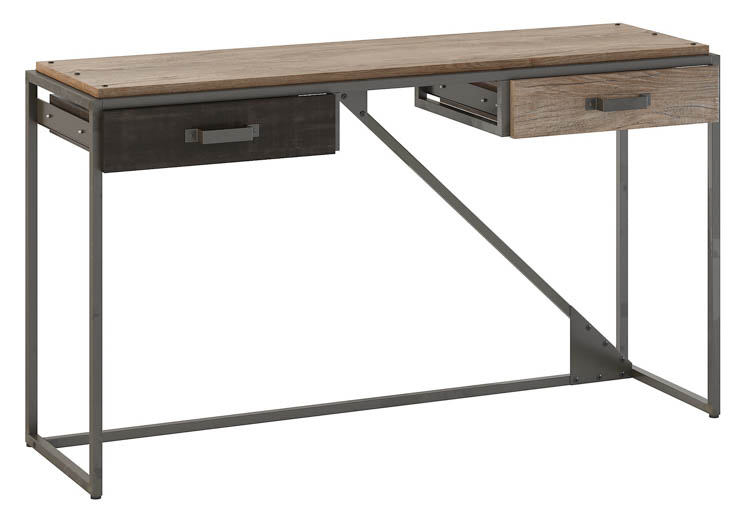 Console Table with Drawers by Bush