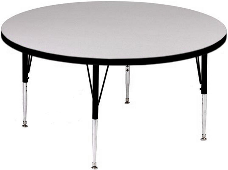 """60"""" Round Activity Table By Correll"""