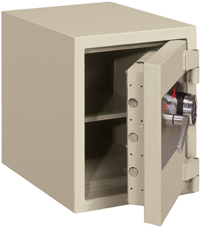 """21"""" High 1 Hour Fire And Burglary Rated Safe By Fireking"""