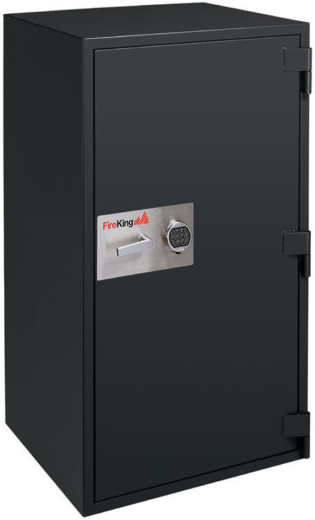 """35"""" High 1 Hour Fire And Burglary Rated Safe By Fireking"""