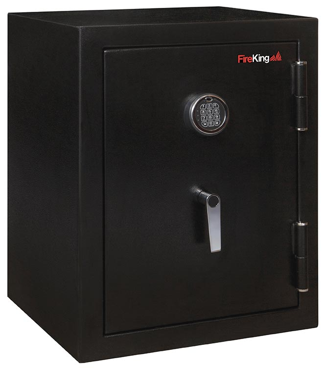"""28"""" High Half Hour Rated Fire And Water Resistant Safe By Fireking"""