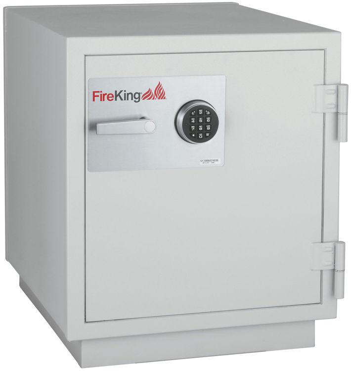 """30"""" High 3 Hour Fireproof Data Safe By Fireking"""
