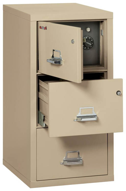 3 Drawer Fireproof Legal Safe In A File By Fireking