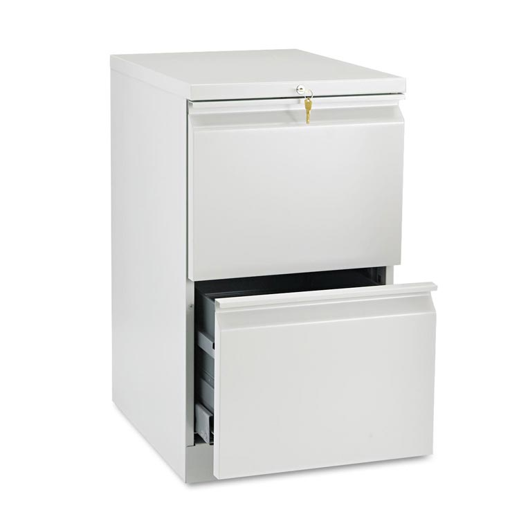 """20""""d Two Drawer Mobile File By Hon"""