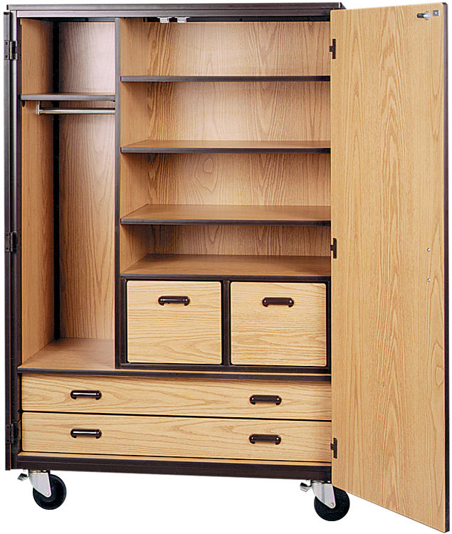 "48""W x 25""D Mobile Storage Cabinet by Ironwood"
