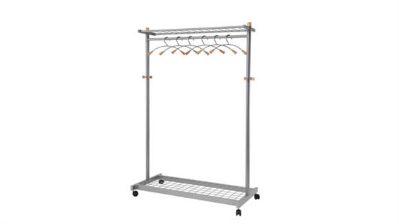 Coat Racks Alba Lux Mobile Garment Rack