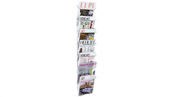 Magazine & Literature Storage Alba Magazine Wall Display