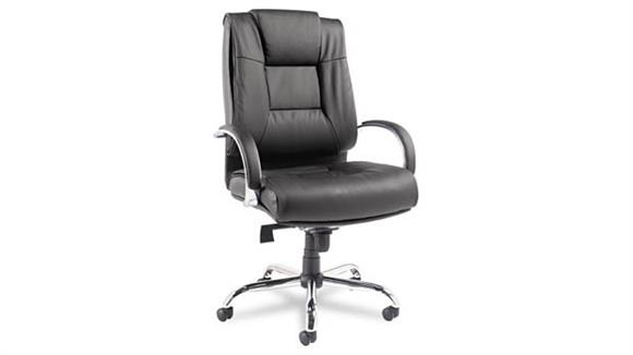 Big & Tall Alera Big & Tall High Back Leather Chair