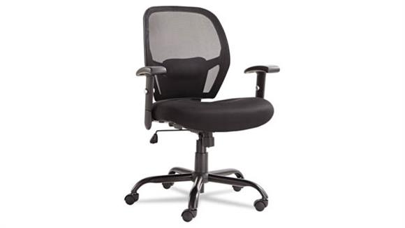 Office Chairs Alera Mesh Big/Tall Mid-Back Swivel/Tilt Chair