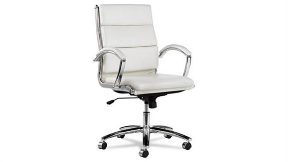 Office Chairs Alera Mid-Back Swivel/Tilt Chair