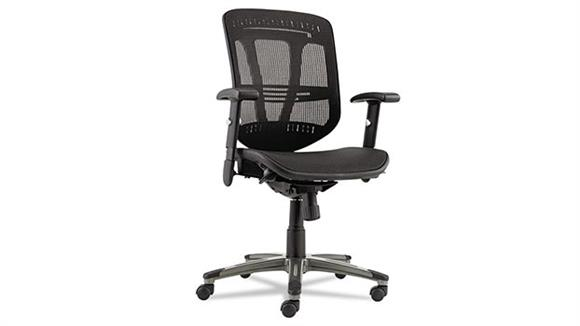 Office Chairs Alera Mid Back Chair with Mesh Seat
