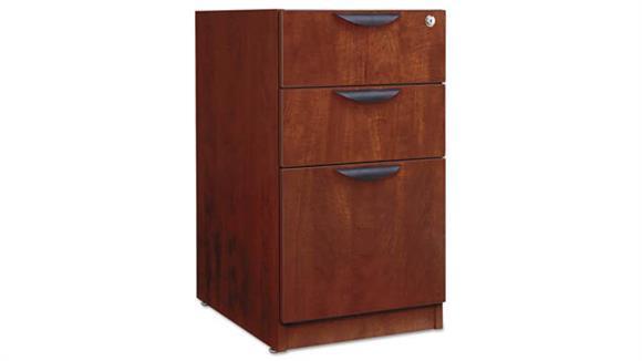 """File Cabinets Vertical Alera 15 5/8""""W x 20 1/2""""D x 28 1/2""""H Box/Box/File Full Pedestal"""