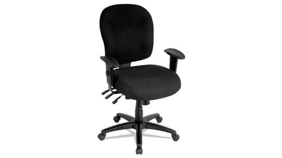 Office Chairs Alera Mid-Back Multifunction Chair