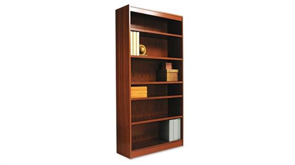 "Bookcases Alera 72"" Square Corner Bookcase"