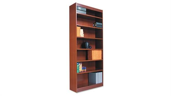 "Bookcases Alera 84"" Square Corner Bookcase"