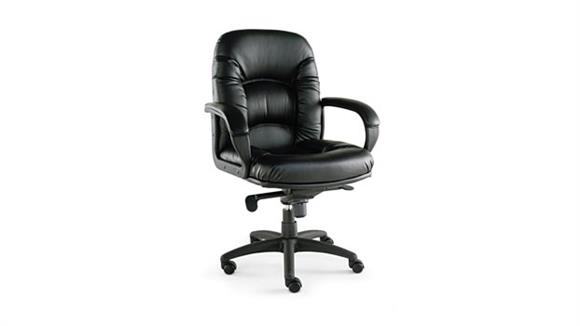 Office Chairs Alera Mid Back Swivel Chair
