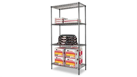 "Shelving Alera 36""W Wire Shelving"
