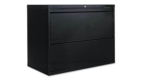 "File Cabinets Lateral Alera 36"" Two Drawer Steel Lateral File"
