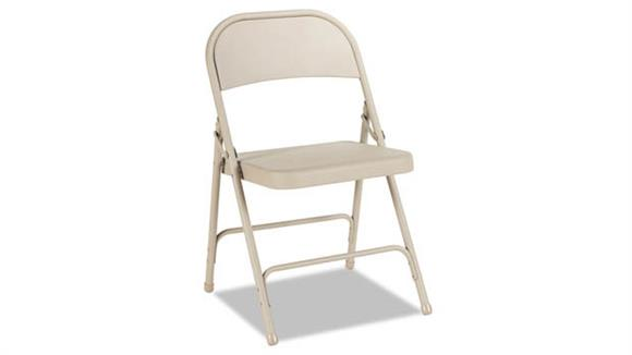 Folding Chairs Alera Steel Folding Chair - 4/PK