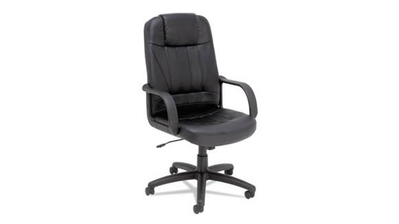 Office Chairs Alera Executive High-Back Swivel/Tilt Chair