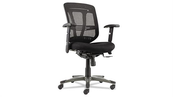 Office Chairs Alera Mid Back Chair with Fabric Seat