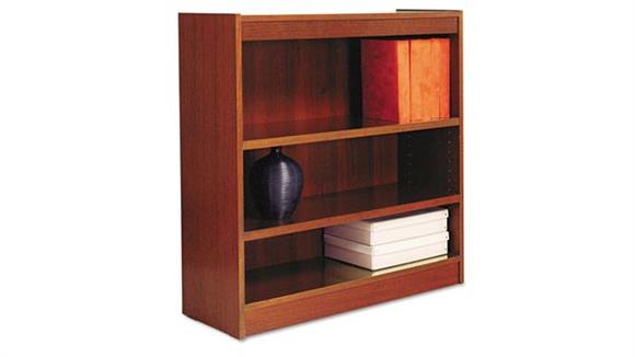 "Bookcases Alera 36"" Square Corner Bookcase"