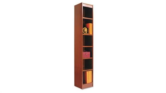 """Bookcases Alera 72""""H Square Corner Bookcase"""