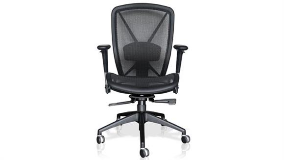 Office Chairs Allseating Fluid Mesh Task Chair