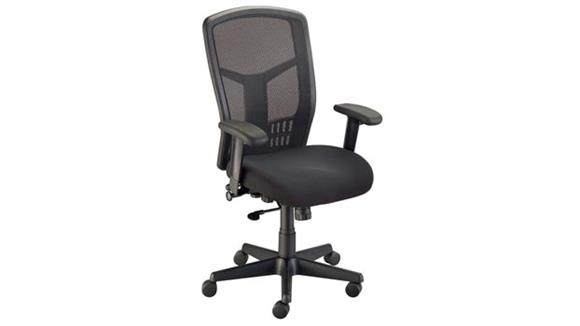 Office Chairs Alvin Van Tecno Mesh Back Managerfts Chair