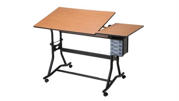 Drafting Tables Alvin Craftmaster III Split-top Drafting, Drawing, Art Table