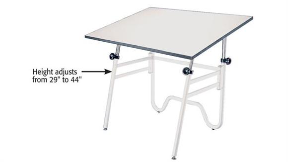 "Drafting Tables Alvin Opal 24"" X 36"" Drafting Table"