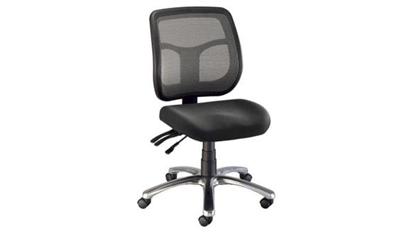 Office Chairs Alvin Argentum Mesh Back Chair