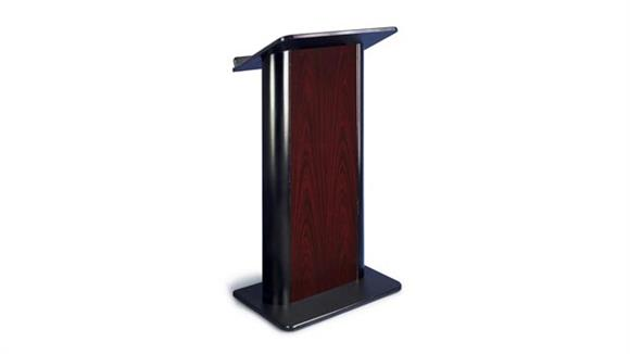 Podiums & Lecterns Amplivox Contemporary Color Panel Lectern