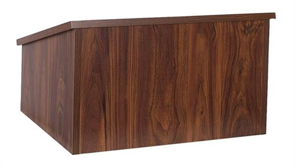 Podiums & Lecterns Amplivox Tabletop Lectern