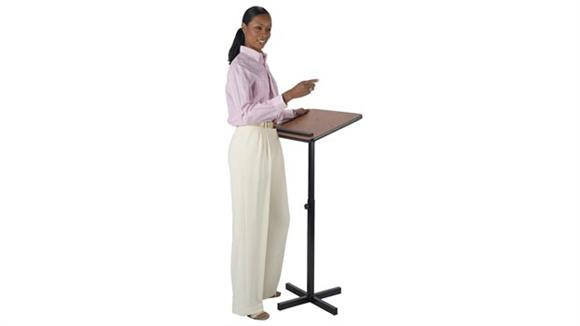 Podiums & Lecterns Amplivox Adjustable Lectern