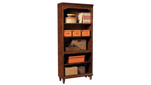 Bookcases Aspen Home Charlestown Open Bookcase