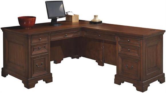 L Shaped Desks Aspen Home L Shaped Desk
