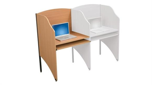 School Desks Balt Deluxe Add-A-Carrel