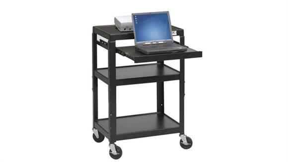 Computer Carts Balt Adjustable Laptop Cart