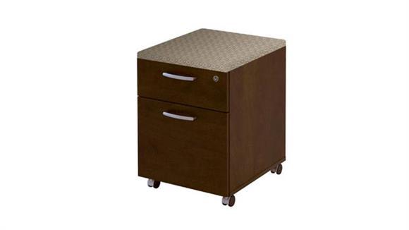 Mobile File Cabinets Bestar Office Furniture 2 Drawer Mobile Pedestal