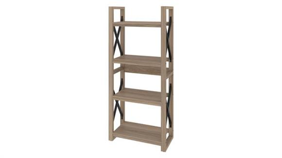 "Bookcases Bestar Office Furniture 27""W x 60""H Bookcase"